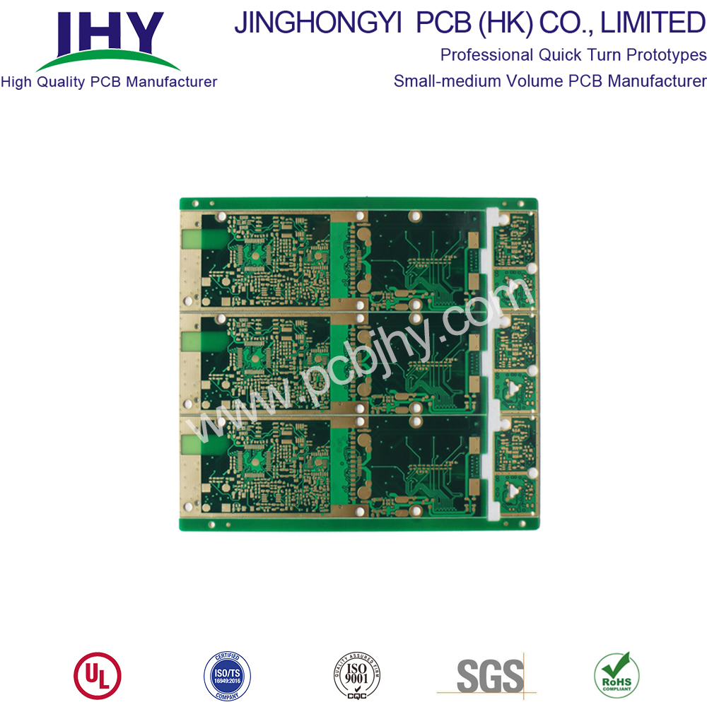 High TG PCB Green