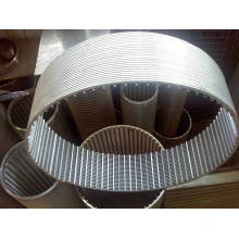 Stainless Steel Johnson Filter Wire Screen