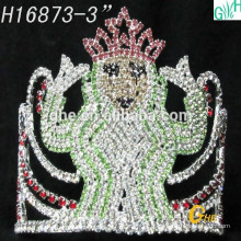 Mode beau Royaume de tiare wang