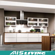Muebles de madera de los muebles de la cocina de los muebles caseros (AIS-K299)