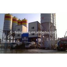 Mélangeur de béton prêt à l'emploi HZS240 installation de mélange de béton