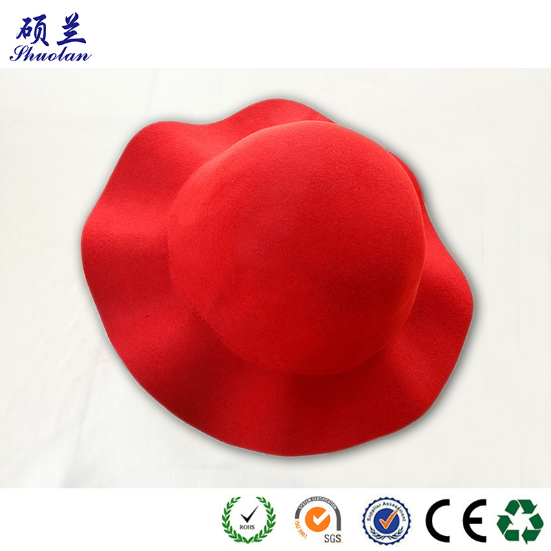Hot Sale Polyester Felt Hat