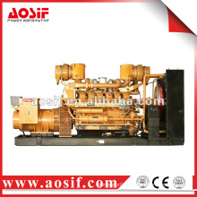 Aosif heavy duty natural gas dynamo generator set price list