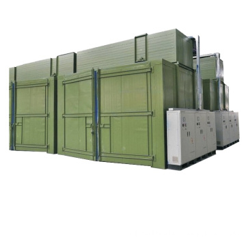 LEAD-ACID (Power Storage Traction Lithium) Batterij Service