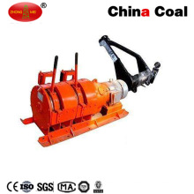Double Drum Electric Slusher Winch with Scraper Bucket
