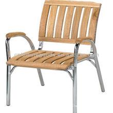 Leisure ways patio wooden chair