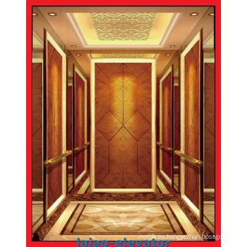 Máquina Ascensor para ascensor de pasajeros sin habitaciones con 1 ~ 2m / S