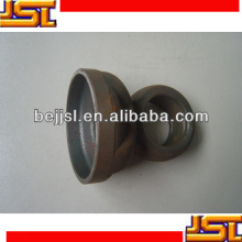 Lost wax cast alloy steel Precision casting products