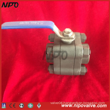ANSI Forged Steel Thread NPT Ball Valve