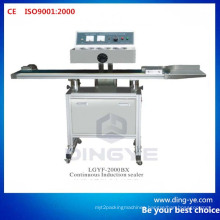 Lgyf-2000bx Continuous Induction Sealing Machine