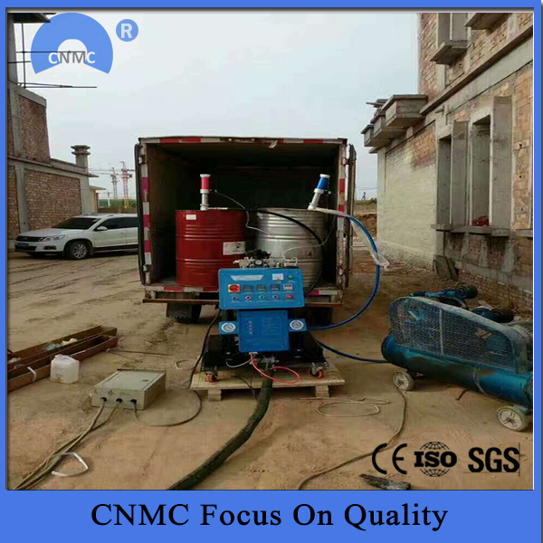 11kw Polyurethane Spray Foam Roofing Machine