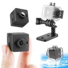 SQ12 mini spy camera hidden wireless home security portable night vision waterproof wireless underwater camera espion