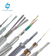 OPGW Manufacture 4 Core Fiber Optic Cable OPGW