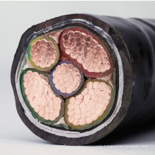 Coaxial Cable High Quality Copper Jacket Choice Waterproof OEM Customized PVC Power Color Material Origin Type Cooper ISO