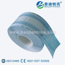 Горячие продажи медицинских расходных материалов по стерилизации термосварки мешки gusseted упаковывая