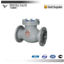 Перекидной обратный клапан WCB или углеродистой стали, используемый в различных поставщиках фарфора