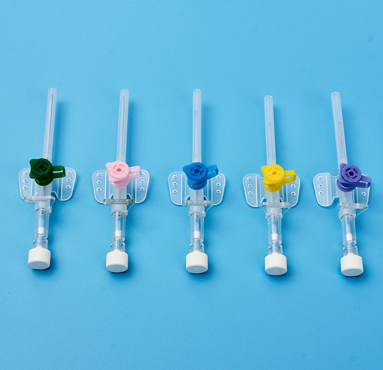 Iv Cannula With Injection Port All Sizes