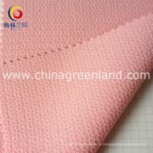 Жаккардовый полиэстер 100% Т ткань для прорези для текстильной одежды (GLLML144)