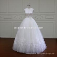 XF16032 conceptions princesse de robe de bal robe de mariée robe de mariage longueur de plancher 2017