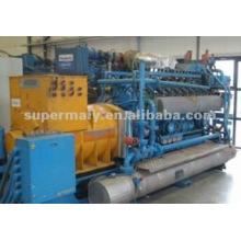 8kw-1100kw jenbacher Gasgenerator