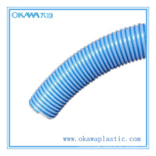 Double Color Spiral Flexible Hose for Swimming Pool