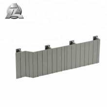 cooler touch lockdry aluminum decking profile