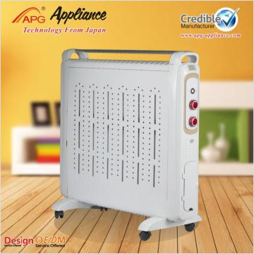 Best quality and factory for Convection Heater APG 2017 High Quality Electric Convention Heater supply to Vietnam Exporter