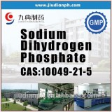 Sodium Dihydrogen Phosphate GMP manufactuer CAS 10049-21-5