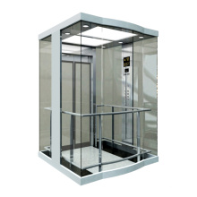 Glass Observation Elevator