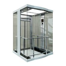 Стеклянный смотровый лифт