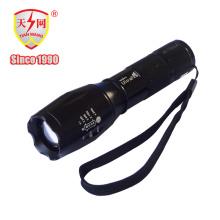 Super brillante policía militar linterna LED