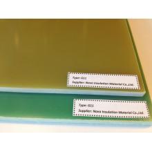 Hoja laminada de vidrio epoxi rígida (Epgc308)