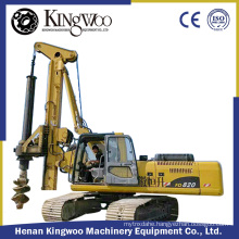 deep water well drilling equipment for deep foundation construction