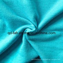 68% Poly 28% Rayon 4% Spandex Jersey tecido (QF13-0696)