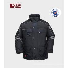 mens usado uniformes de trabalho jaquetas de inverno quente