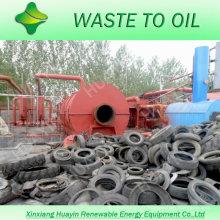 Recyclage des pneus 5/8 / 10T pour fabriquer du diesel au Portugal / Roumanie / Allemagne