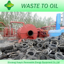 5/8/10T Tyre Recycling To Make Diesel In Portugal/Romania/Germany