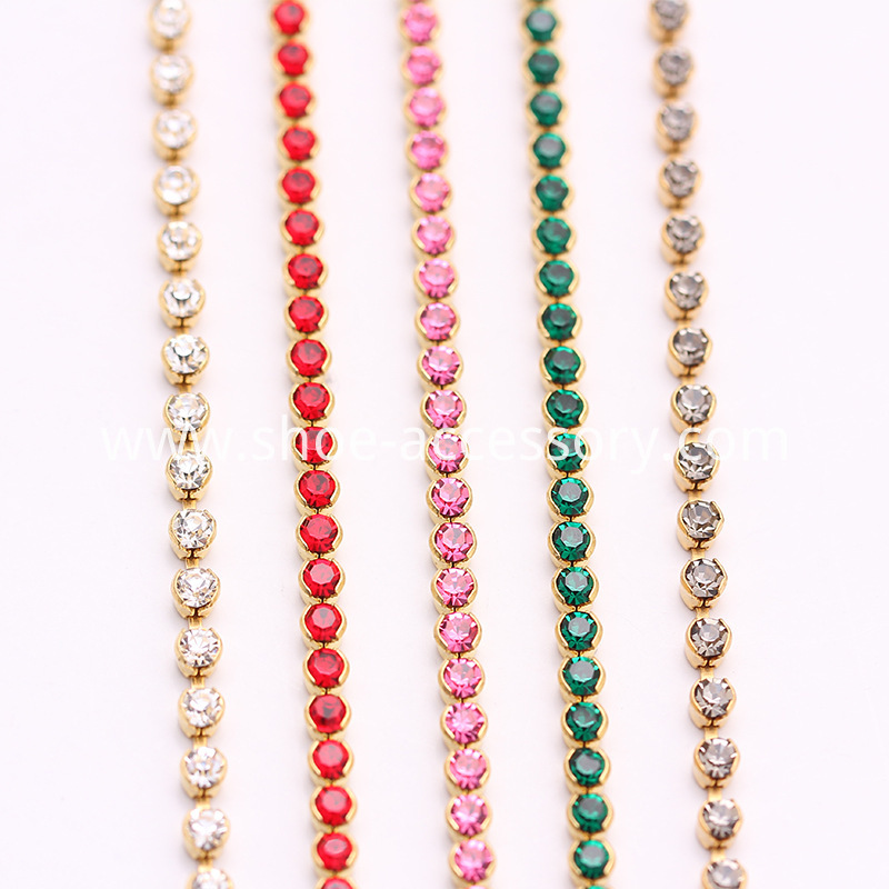 New Closely Cup Chain ss12 Gold Plated