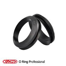 Nuevamente personalizado doble capas Junta de junta de anillo inflable fuerte