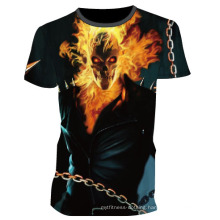 Colorful Hot Sale Full Sublimated T Shirt