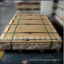 Hoja / placa de aluminio 3004 hO