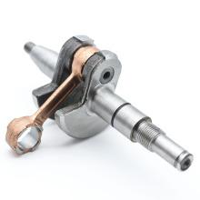 Piezas del motor de la motocicleta Cigüeñal del embrague
