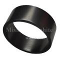 Roulement de graphite de plateau d'anneau de carbone pour la pièce de machine