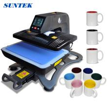 Máquina multifuncional automática de la prensa del calor de la sublimación al vacío 3D (ST-420)