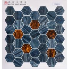 Hexigon Floor Tile Stone Tile Marble