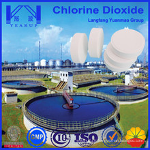 Industrie Swage Water Treatment Chemical pour recycler l'eau