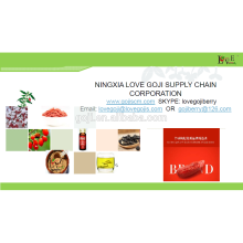Goji de haute qualité --- offre de gojiscm 2016