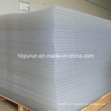 Super Clear Transparent Kunststoff PVC-Folie