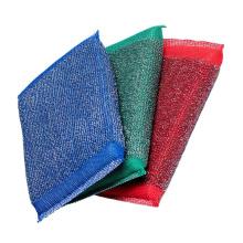 Scrub Sponges Pads, Kitchen Cleaning Scrub Dish Wash Sponge