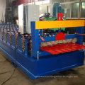 Vente chaude métal toit clôture mur livraison rapide acier toiture rouleau formant la machine à vendre